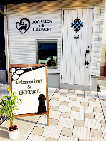 DOG SALON LULUNCHI